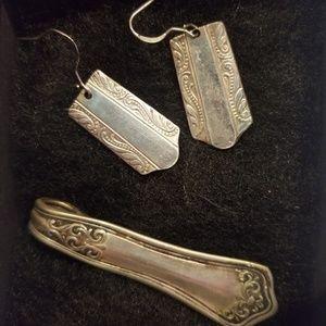 Jewelry - Sterling spoon jewelery
